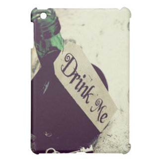 Drink Me iPad Mini Covers