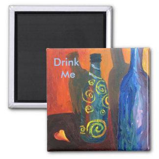 Drink Me Magnet