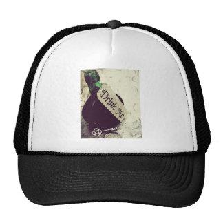 Drink Me Mesh Hat