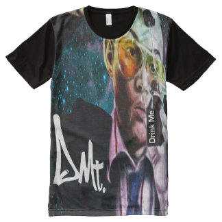 DRINK ME T SHIRT BY DMT