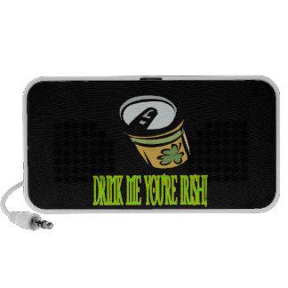 Drink Me Your Irish Mp3 Speaker