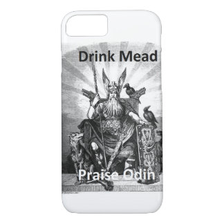 Drink Mead - Praise Odin iPhone 8/7 Case