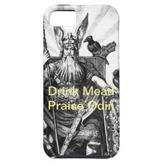 Drink Mead - Praise Odin iPhone SE/5/5s Case