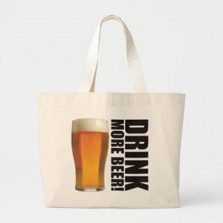 Drink More Beer! Tote Bag