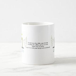 Drink of Rhymes Coffee Mug