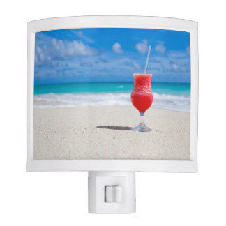 Drink on a Beach Night Light