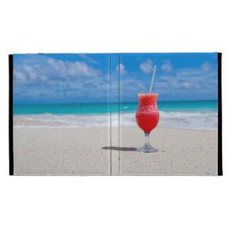 Drink on the Beach iPad Cases