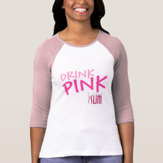 Drink Pink Plexus Slim Women's T-Shirt