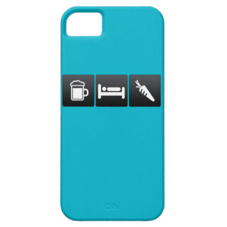 Drink, Sleep and Root Vegetables iPhone 5 Case