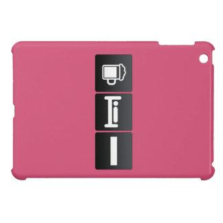 Drink, Sleep and Subtracting iPad Mini Case