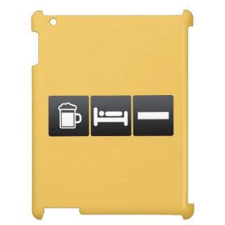 Drink, Sleep and Subtracting iPad Cases