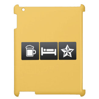Drink, Sleep and Tree Toppers Case For The iPad 2 3 4