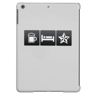Drink, Sleep and Tree Toppers iPad Air Case