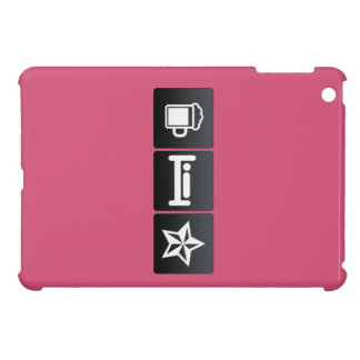 Drink, Sleep and Tree Toppers iPad Mini Covers