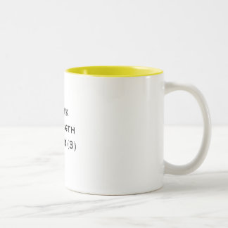 Drink strength potion (3) mug