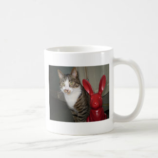 Drink tea with Archie and hare Coffee Mug