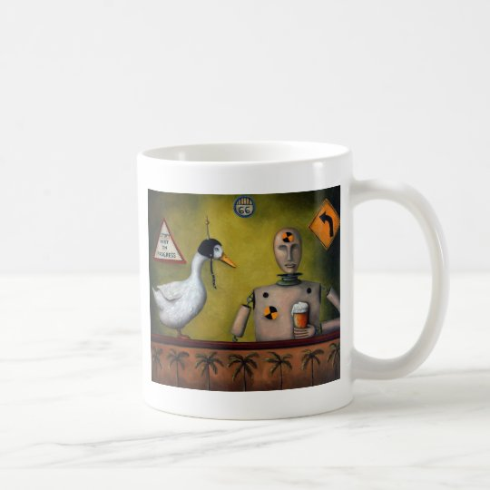 Drink Test Dummy Coffee Mug