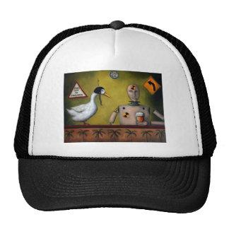 Drink Test Dummy Trucker Hat