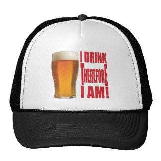 Drink Therefore R Hats