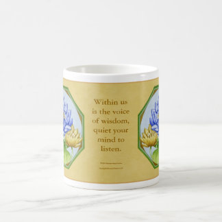 Drink To Contentment Mug