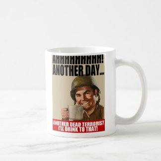 Drink to Dead Terrorists Mug