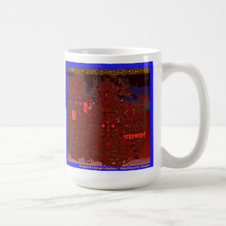 drink to the end coffee mug
