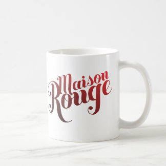 Drink To The Rouge Coffee Mug