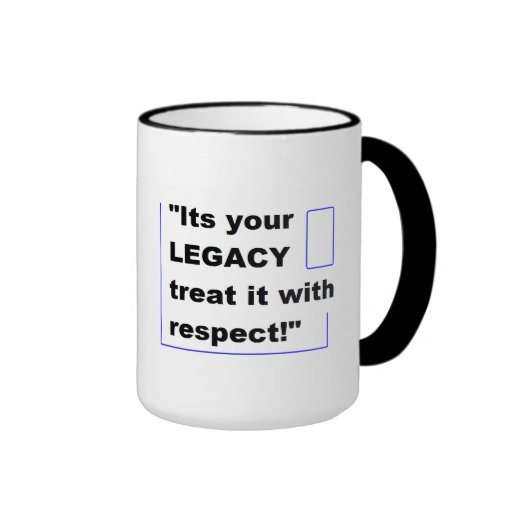Mr Coffee Coffee Maker Smells Like Plastic : drink to your making history ringer coffee mug Zazzle