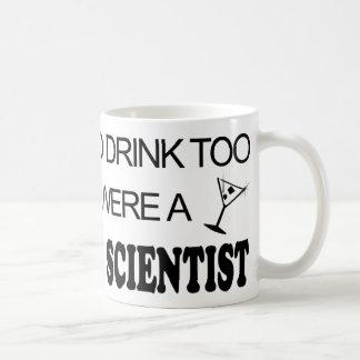 Drink Too - Computer Scientist Mugs