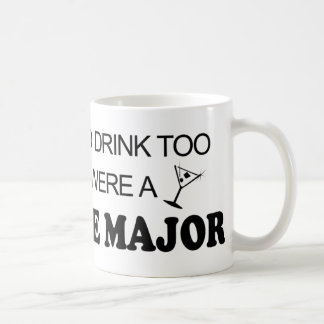 Drink Too - Double E Major Coffee Mug