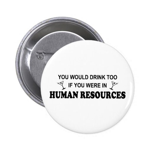 Drink Too - Human Resources Button