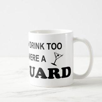 Drink Too - Lifeguard Coffee Mug