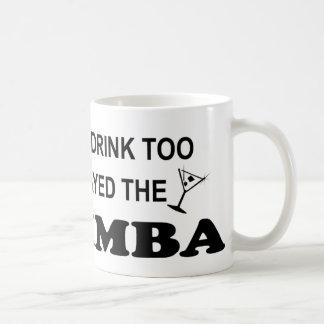 Drink Too - Marimba Coffee Mug