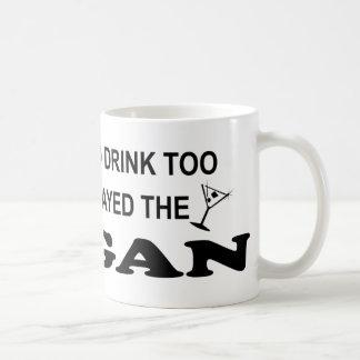 Drink Too - Organ Coffee Mug