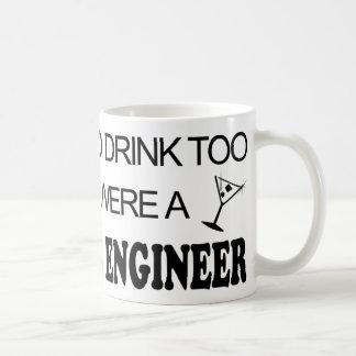 Drink Too - Software Engineer Coffee Mug