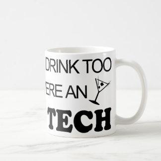 Drink Too - X-Ray Tech Mug