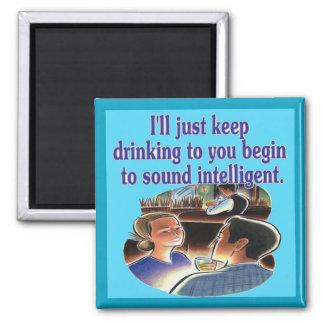 Drink Until-- Sound Intelligent Magnet