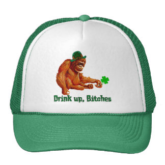 Drink Up, B***** Trucker Hat