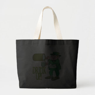 Drink Up Tote Bags