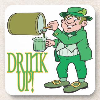 Drink Up Beverage Coaster