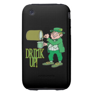 Drink Up iPhone 3 Tough Covers