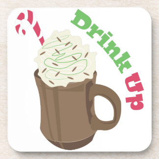 Drink Up Drink Coasters