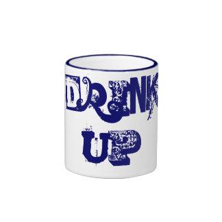 Drink Up, designs by Che Dean Coffee Mug