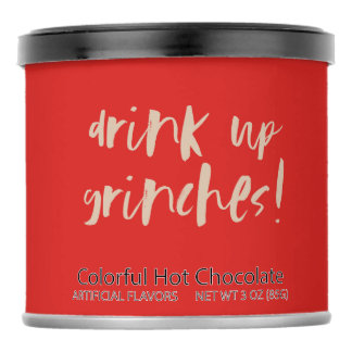 Drink Up Grinches Christmas Hot Chocolate Mix