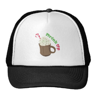 Drink Up Hat