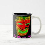 Drink Up Man Two-Tone Coffee Mug