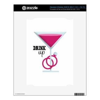 Drink Up NOOK Skin