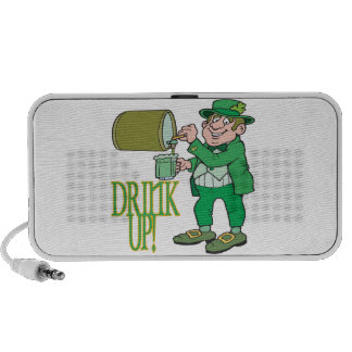 Drink Up Mp3 Speakers