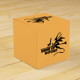 Drink Up Witches Favor Box