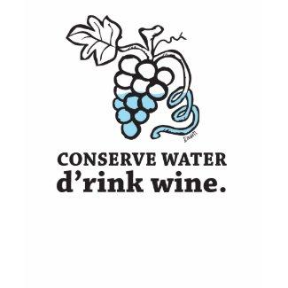d'Rink Wine shirt